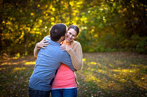 How to take beautiful photos in the Golden Hour Tutorial by Joanna Smith Photography, Chicago area couples and wedding photographer