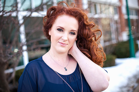 Portrait Photography Makeover Session by Joanna Smith Photography