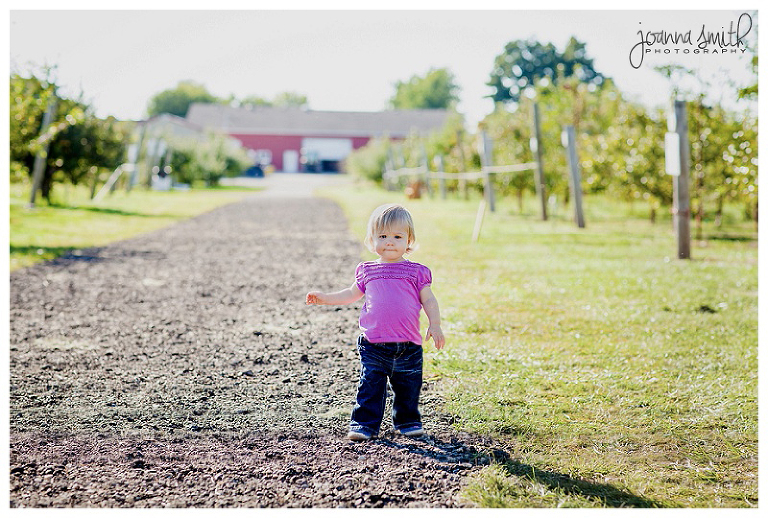 Illinois Toddler Photography